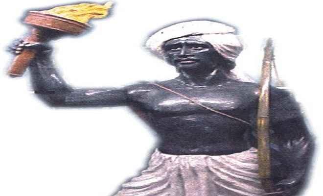 भगवान बिरसा मुंडा की मूर्ति क्षतिग्रस्त मामले में 15 जून को रांची बंद