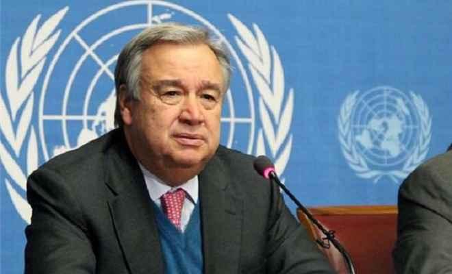तेल टैंकरों के क्षतिग्रस्त होने से खाड़ी में बढ़ा तनाव, संयुक्त राष्ट्र महासचिव गुतरेस ने हमले की निंदा की