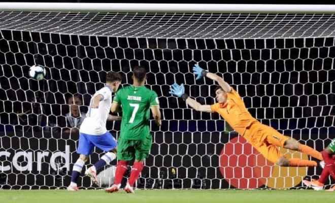 कोपा अमेरिका के पहले मैच में ब्राजील ने बोलिविया को 3-0 से हराया, कुटिन्हो ने दो गोल किए