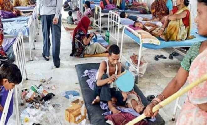 चमकी बुखार का कहर: अबतक 69 बच्चों की मौत, एक दर्ज़न से अधिक की स्थिति नाज़ुक