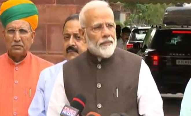 बजट सत्र: स्वस्थ लोकतंत्र में विपक्ष का सशक्त होना अनिवार्य: प्रधानमंत्री मोदी