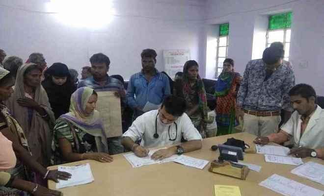 पश्चिम बंगाल में स्वास्थ्य सेवा बहाल, सभी अस्पतालों के आउटडोर खुले