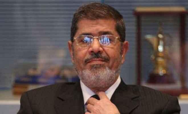 मिस्र के पूर्व राष्ट्रपति मोहम्मद मोर्सी सुपूर्दे खाक, अदालत में पेशी के दौरान हुआ था निधन