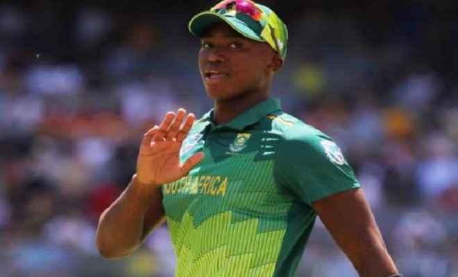आईसीसी विश्व कप: दक्षिण अफ्रीका के लिए राहत की खबर, फिट हुए लुंगी एन्गिडी