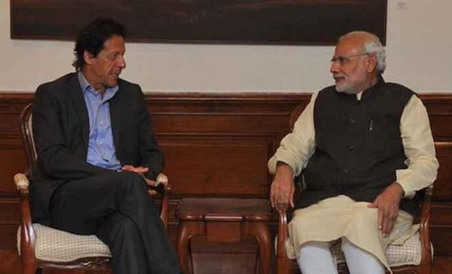 इमरान के संदेश पर प्रधानमंत्री मोदी का जवाब, कहा- आतंक का रास्ता छोड़ें पाकिस्तान, तभी बातचीत संभव