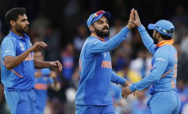आईसीसी वर्ल्ड कप-2019: अफगानिस्तान के खिलाफ बड़ी जीत दर्ज करने उतरेगा भारत