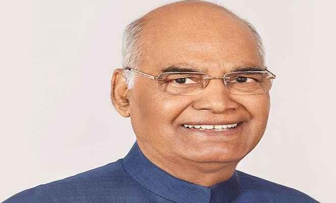 अंतरराष्ट्रीय योग दिवस: 'योग' सम्पूर्ण मानवता को भारत की ओर से उपहार: राष्ट्रपति कोविंद