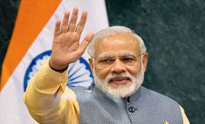 योग को बढ़ावा देने के लिये 'प्रधानमंत्री पुरस्कार' पाने वालों को मोदी ने दी बधाई