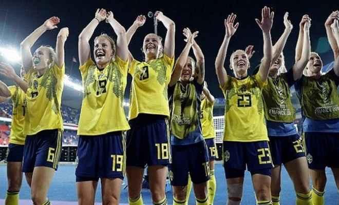 महिला फुटबॉल विश्व कप: अमेरिका क्वॉर्टरफाइनल में, फ्रांस से होगा सामना