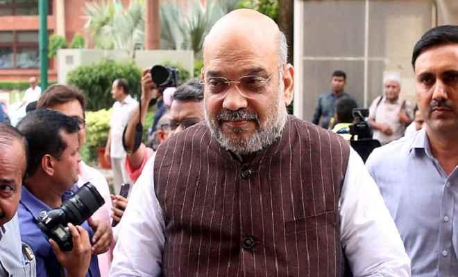 गृहमंत्री शाह आज से दो दिवसीय कश्मीर दौरे पर, अमरनाथ यात्रा की सुरक्षा व्यवस्था का लेंगे जायजा
