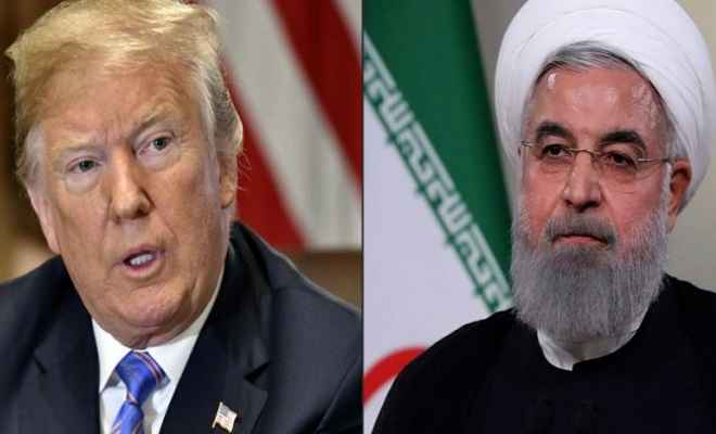 ईरान कभी नहीं चाहता अमेरिका के साथ युद्ध: राष्ट्रपति हसन रूहानी