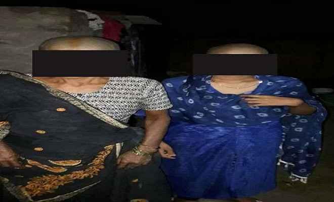 छेड़खानी का विरोध करने पर दबंगों ने मां-बेटी को बेरहमी से की पिटाई, मुंडवा दिए सिर के बाल