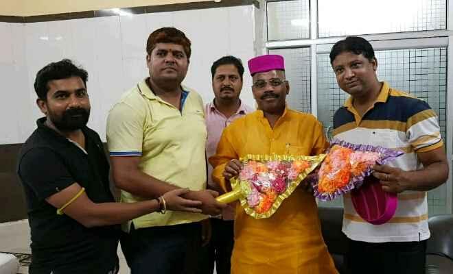 बिहार के युवाओं नें एनडीए को जिताने में पूरी शक्ति झौक दी: मंत्री विनोद सिंह कुषवाहा