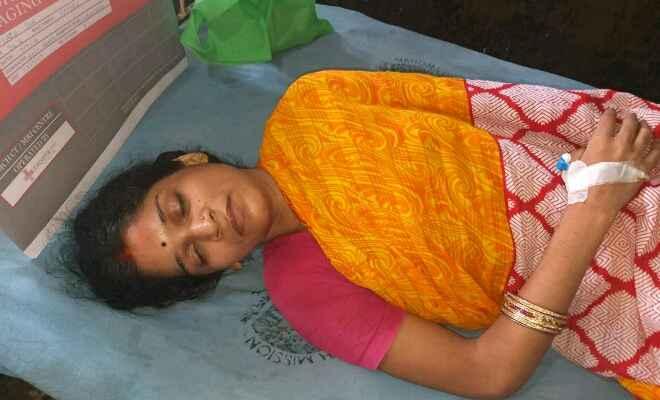 पति ने की दूसरी शादी, पहली पत्नी के साथ मारपीट कर किया जख्मी
