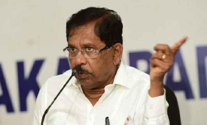 कर्नाटक संकट: उपमुख्यमंत्री जी परमेश्वर समेत सभी कांग्रेस मंत्रियों ने दिया इस्तीफा