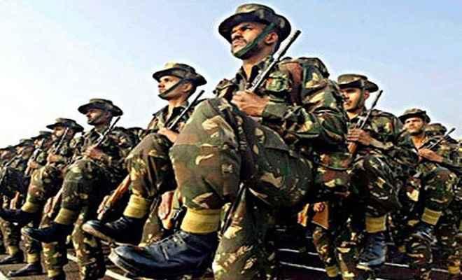 भारतीय सेना में जाने का सुनहरा मौका, झारखंड-बिहार में इस दिन होगी भर्ती रैली