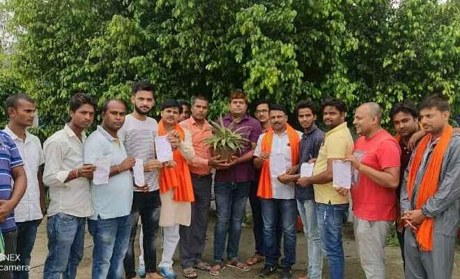 भाजपा में वंशवाद का दूर-दूर तक वजूद नहीं हैं: निर्भय शंकर भारद्वाज