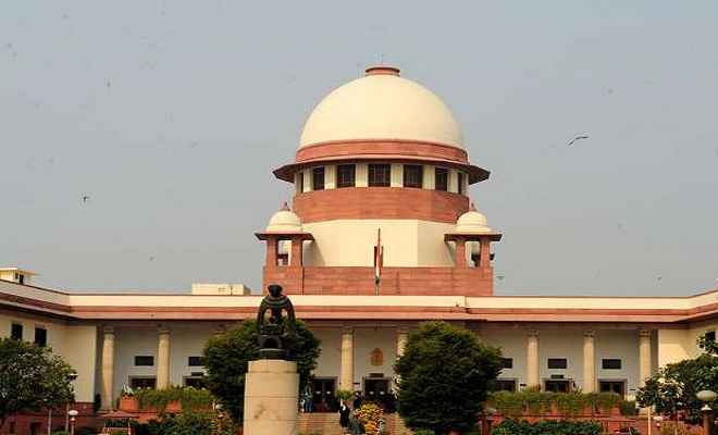 कर्नाटक संकट: विधायकों के इस्तीफे पर आज ही फैसला लें स्पीकर: सुप्रीम कोर्ट