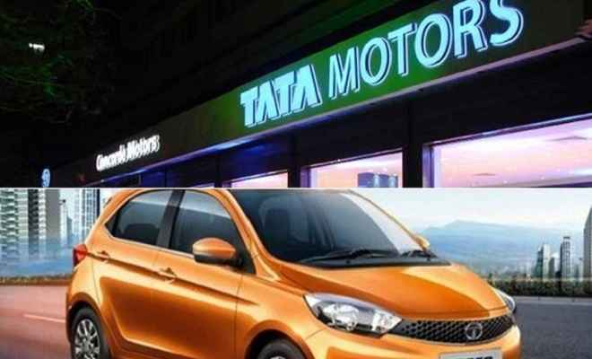 टाटा मोटर्स की वैश्विक बिक्री में पांच फीसदी की गिरावट