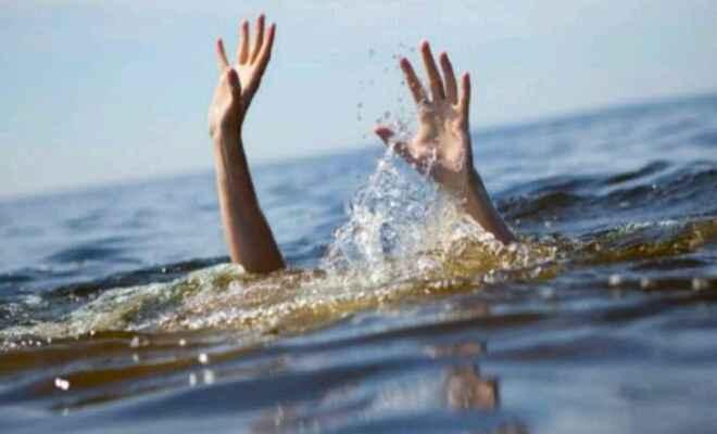 कुशीनगर में डूबने से किशोर की मौत