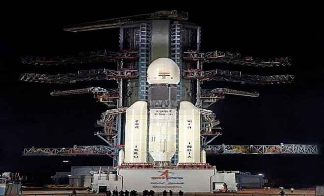 रॉकेट में खामी की वजह से रोकी गई चन्द्रयान-2 की लॉन्चिग, नई तारीख की घोषणा जल्द