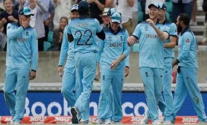 विश्व कप 2019: इंग्लैंड पहली बार बना विश्व विजेता, बेहद ही रोमांचक मैच में न्यूजीलैंड को हराया