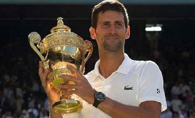 जोकोविच लगातार दूसरी बार जीता विंबलडन का खिताब, मैराथन फाइनल में फेडरर हारे