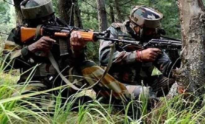 जम्मू/कश्मीर: साम्बा जिले में अंतरराष्ट्रीय सीमा पर घुसपैठ कर रहा पाक घुसपैठिया ढेर
