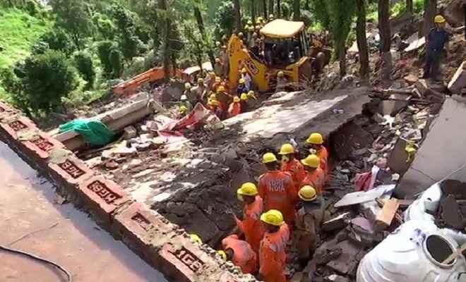 हिमाचल प्रदेश: छह सैनिकों सहित सात की मौत, मुख्यमंत्री जयराम ठाकुर ने दिए जांच के आदेश