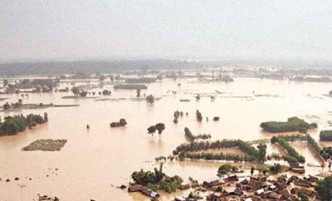 बाढ़ का कहर: असम, बिहार और उप्र में बाढ़ से 74 लाख लोग प्रभावित, अब तक 50 की मौत