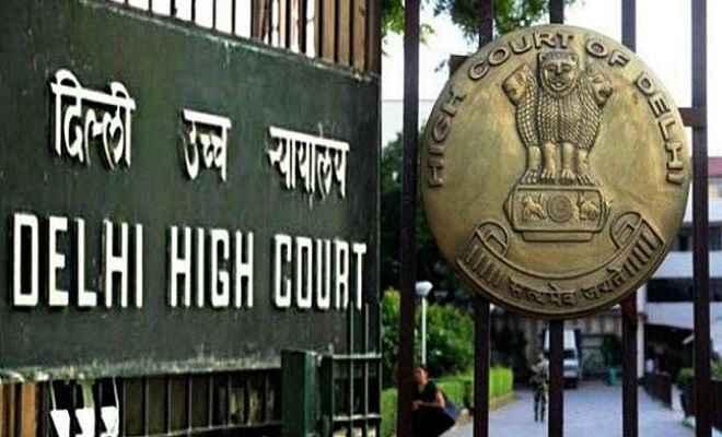 संपत्ति को आधार से जोड़ने की मांग पर हाईकोर्ट का केंद्र, दिल्ली सरकार को नोटिस