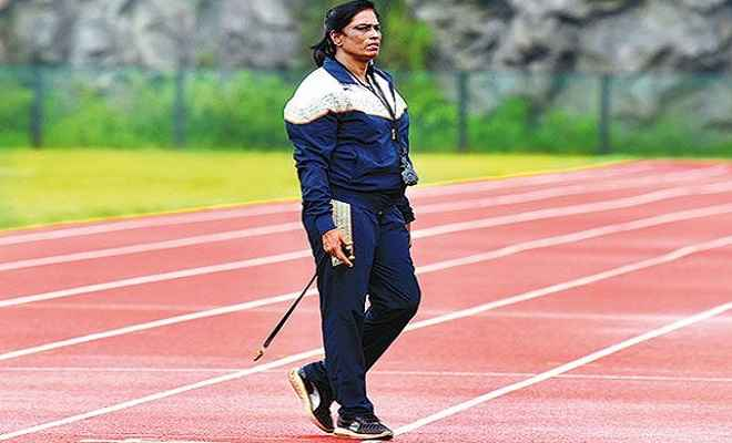 पूर्व दिग्गज महिला धावक पीटी उषा को एआईएफएफ वेटरन पिन अवॉर्ड