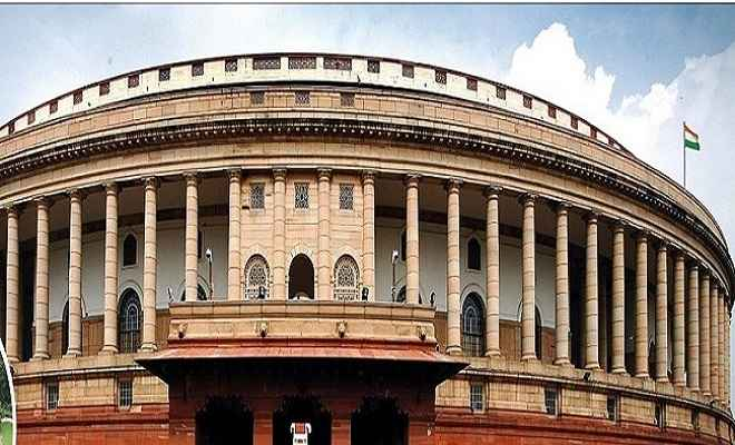 कर्नाटक मुद्दे पर कांग्रेस, तृणमूल और एनसीपी ने किया लोकसभा में हंगामा,