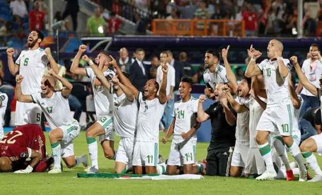 अल्जीरिया ने जीता अफ्रीका कप ऑफ नेशंस का खिताब, फाइनल में सेनेगल को दी मात