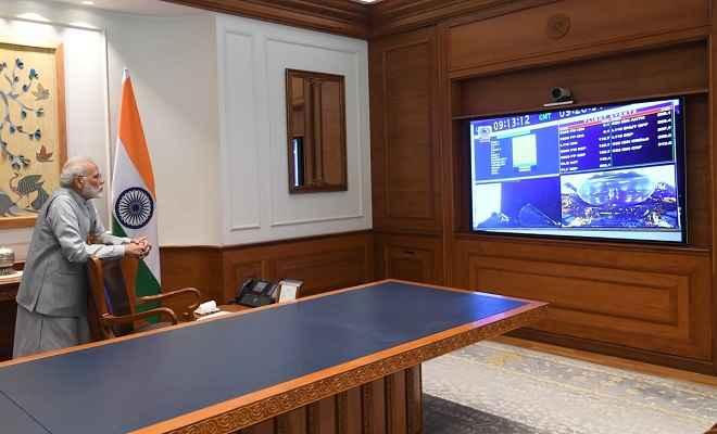 चंद्रयान-2 का सफल प्रक्षेपण, प्रधानमंत्री मोदी सहित अन्य नेताओं ने दी इसरो को बधाई