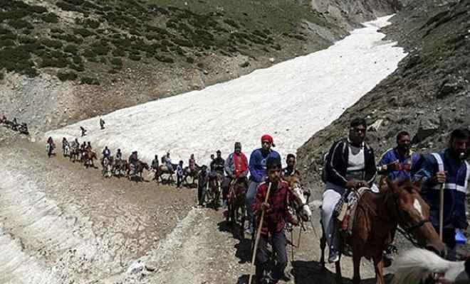 जम्मू/कश्मीर: अनंतनाग के पास आईईडी मिलने की खबर, रोकी गई अमरनाथ यात्रा