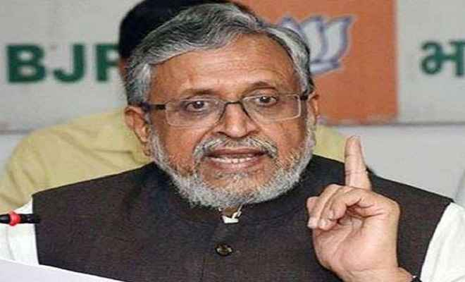 सुशील मोदी ने ट्वीट कर राजद पर साधा निशाना, कहा-जनता ने राजद का दंभ किया चूर