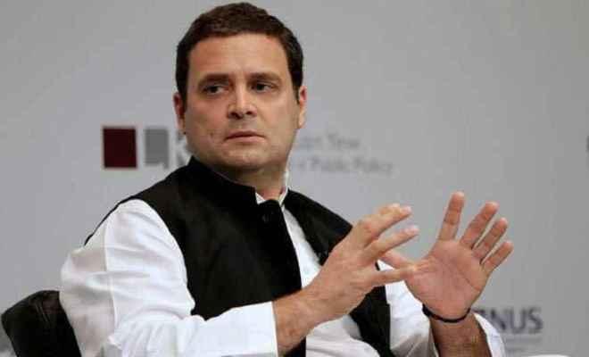 'कश्मीर मध्यस्थता प्रस्ताव' पर विपक्ष आगबबूला, राहुल गांधी बोले- देश के सामने सच्चाई बताएं प्रधानमंत्री