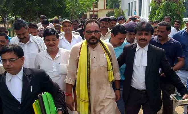 यौन शोषण मामला: झाविमो विधायक प्रदीप यादव ने देवघर कोर्ट में किया सरेंडर