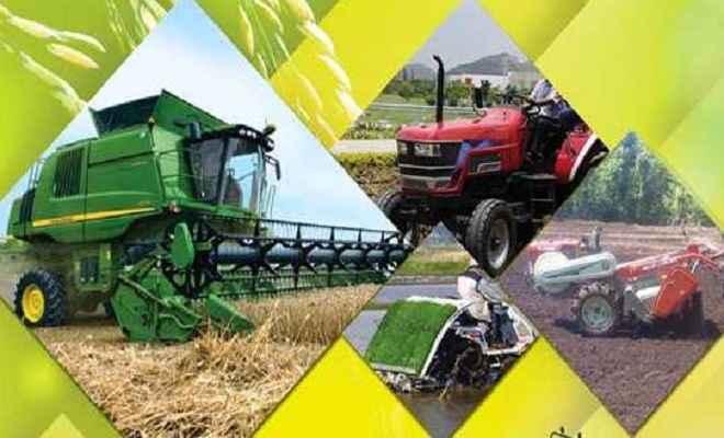 जनपद के किसानों को अनुदान पर कृषि यंत्र उपलब्ध करायी जा रही है: जिलाधिकारी