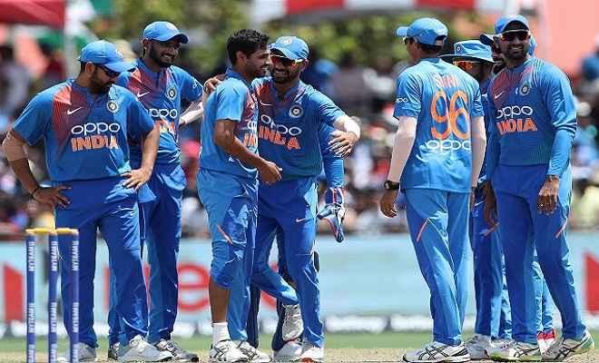 दूसरे टी-20 में भारत ने वेस्टइंडीज को 22 रन से हराया, श्रृंखला में ली 2-0 की बढ़त