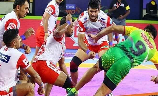 हरियाणा स्टीलर्स ने पटना पाइरेट्स को दी मात, 35-26 से हराया