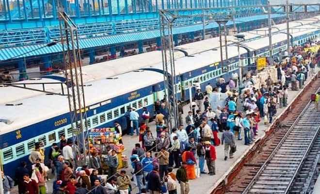 असम: पूर्वोत्तर सीमा रेल ने बिना टिकट यात्रियों से वसूला 39 करोड़ का जुर्माना