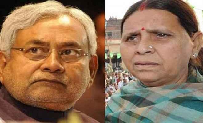 मुख्यमंत्री नीतीश कुमार और राबड़ी देवी ने प्रदेश और देशवासियों को दी बकरीद की बधाई
