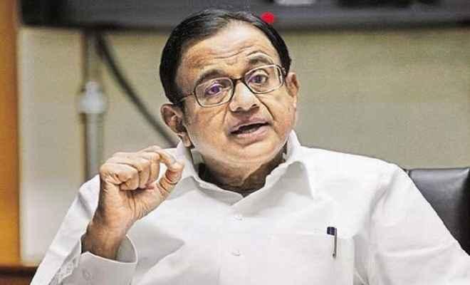 प्रधानमंत्री मोदी के तीन घोषणाओं ने जीता धुर विरोधी चिदंबरम का दिल, किया समर्थन