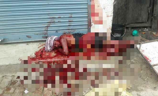 पुरानी रंजिश के कारण चाकू से गोद-गोद कर युवक की हत्या