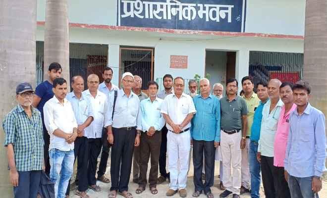 बिहार के पूर्व मुख्यमंत्री डॉक्टर जगन्नाथ मिश्रा एवं शिक्षाविद डॉ राम इकबाल सिंह के निधन पर जताया शोक