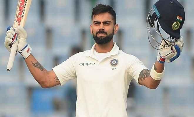 आईसीसी टेस्ट रैंकिंग में कोहली की बादशाहत बरकरार, स्मिथ दूसरे स्थान पर पहुंचे