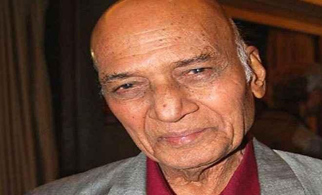 दिग्गज संगीतकार खय्याम का निधन, लंबे समय से थे बीमार
