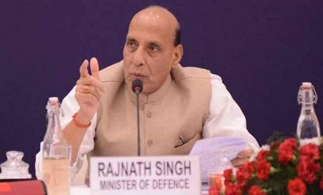 बदली परिस्थितियों को देखते हुए सेना मुख्यालय के पुनर्गठन को मंजूरी: रक्षा मंत्री राजनाथ